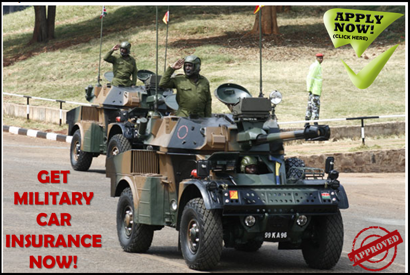 Apply Here For Best Way To Get Military Car Insurance Quotes