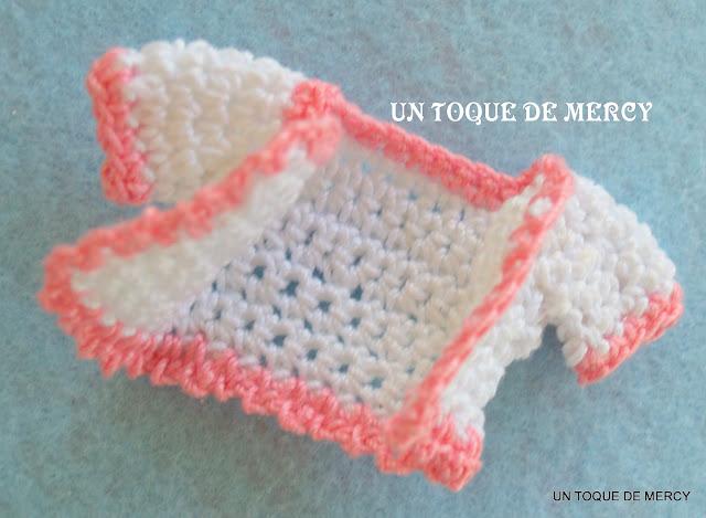 Souvenir para baby shower tejidos - Imagui