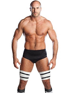 Cesaro Super Strong and aesthetic physique