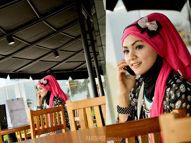 Image Make Up Sehari Hari Untuk Wanita Berjilbab Download