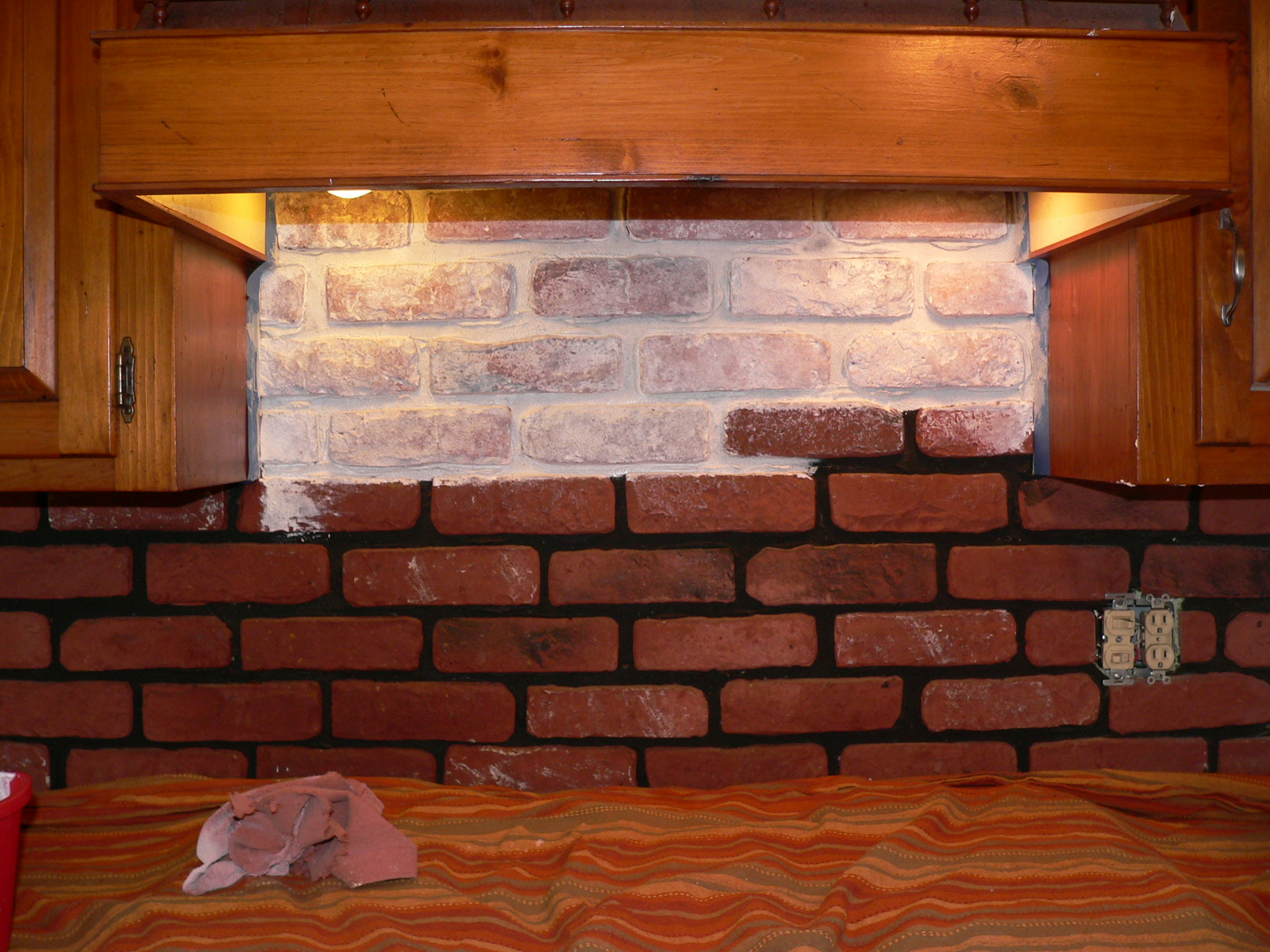 how to install brick veneer backsplash apps directories