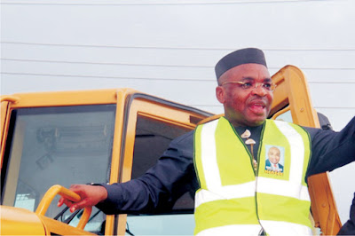 Udom Emmanuel: Standing tall despite all odds