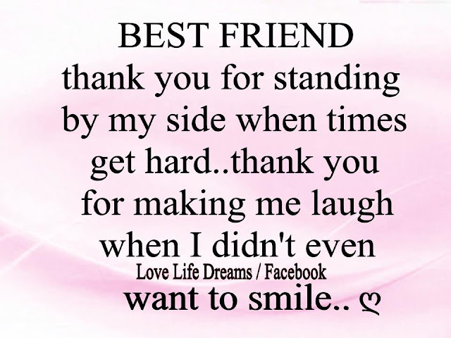 I Love Best Friend Quotes