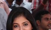 Anjali Latest pics at KPL Kabaddi Tournament in Erode