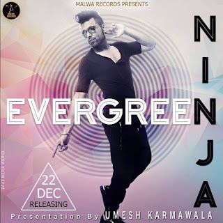 evergreen lyrics ninja song lyrics