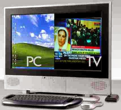 Aplikasi TV online PC