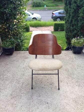 Inspirational Ib kofod Larsen plywood vintage midcentury chair Cambridge http boston craigslist org gbs fuo html