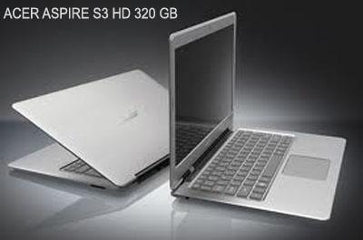 Harga+Laptop+ACER+ASPIRE+S3+HD+320+GB Harga Laptop Acer Murah Terbaru