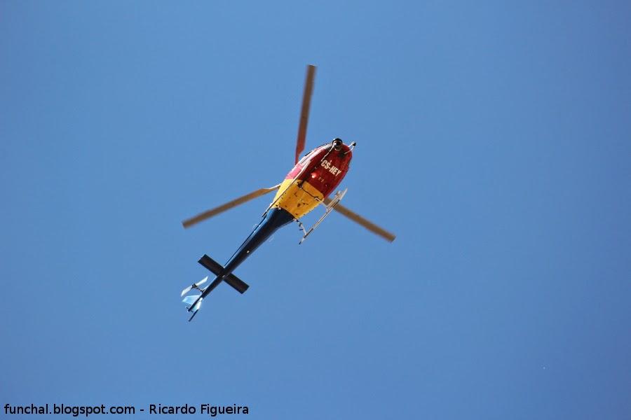 Aérospatiale AS 350 B2 Ecureuil