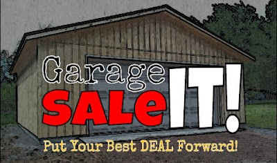 GARAGE SALE IT!