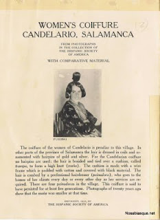 Candelario Salamanca, Women Coiffure