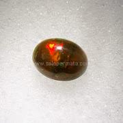 Batu Permata Black Opal Kalimaya - SP594