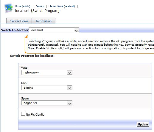 Kloxo-MR dengan nginx-proxy php-fpm Lebih Mudah dan Cepat