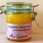 Crema muscular antinflamatoria de Mar Galisteo