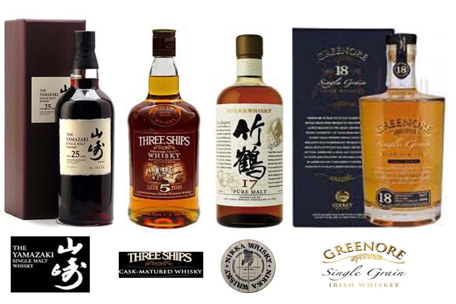 mejores whiskys del mundo 2012
