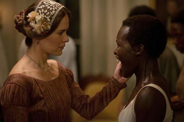"""Sarah Paulson en """"12 años de Esclavitud"""""""