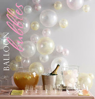 Balloon Bubbles