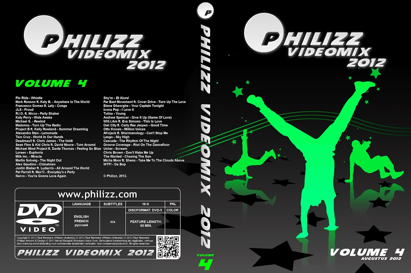 Philizz Videomix 2012 - Volume 4