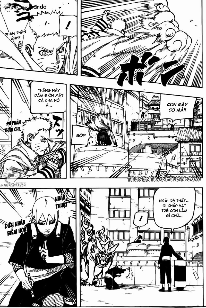Naruto Gaiden – Hokage Đệ Thất chap 1 Trang 9