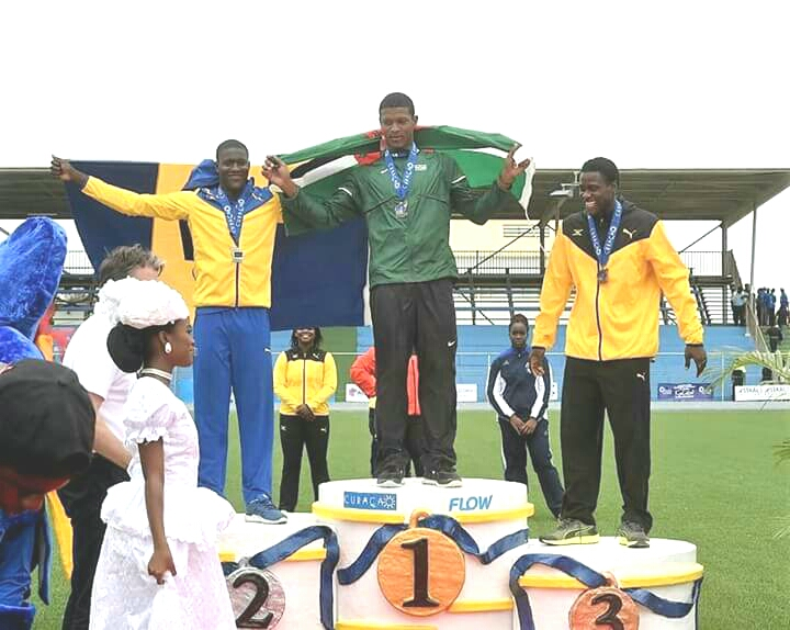 Dominica wins Gold