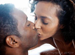 Ebony Interracial White Dick Kitchen