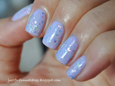 sublime nail polish - Ice-cream & Macaroons swatch