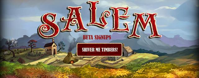 Salem: Set sail!