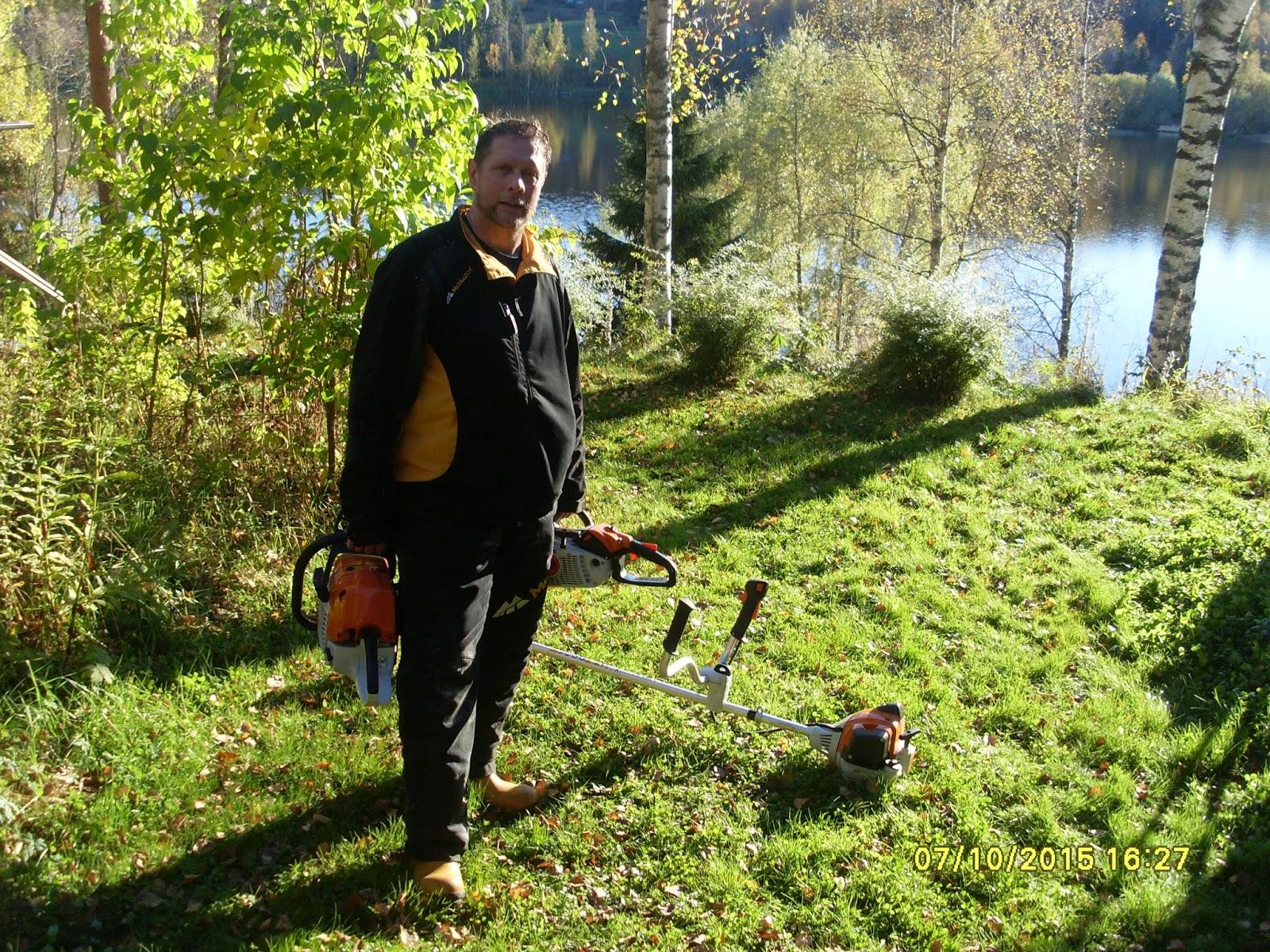 Talkkaripalvelut lumenluonti puunkaato tavoitettavissa sähköpostin kautta Tampereella: Reippaat ...
