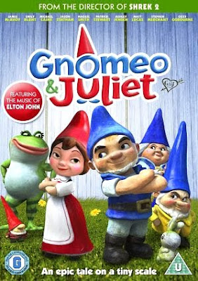 Gnomeu e Julieta – Full HD 1080p