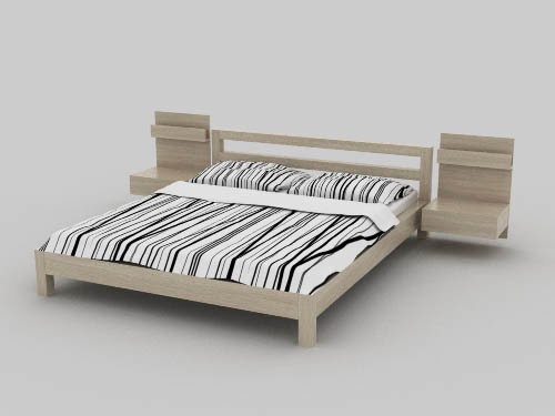bed designs in 3d view the very first isometric or 3d furniture being taught to all the design students is bed easysimple and capturing