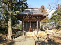 吾妻山:浅間神社