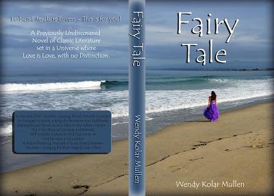 Fairy Tale - A Lesbian Romance by Wendy Kolar Mullen