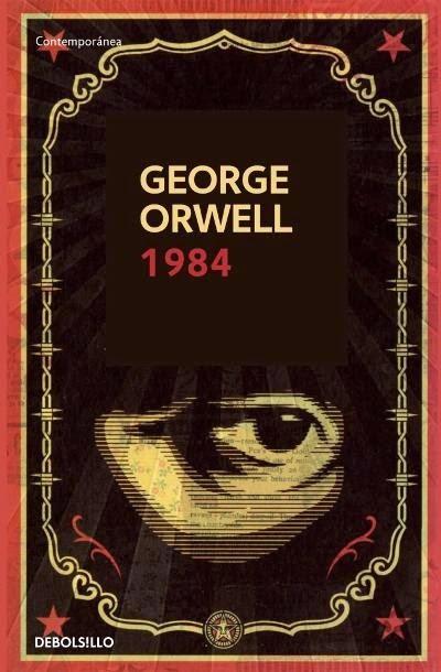 Portada de 1984 de George Orwell