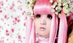 Gadis+Barbie+China 9 Gadis Tercantik di Dunia Yang Mirip Boneka Barbie