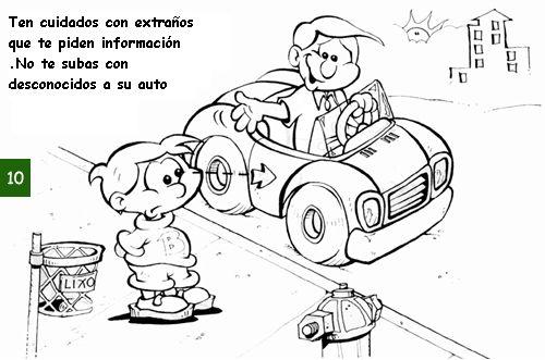 dibujos con información sobre la prevención de las drogas de la web
