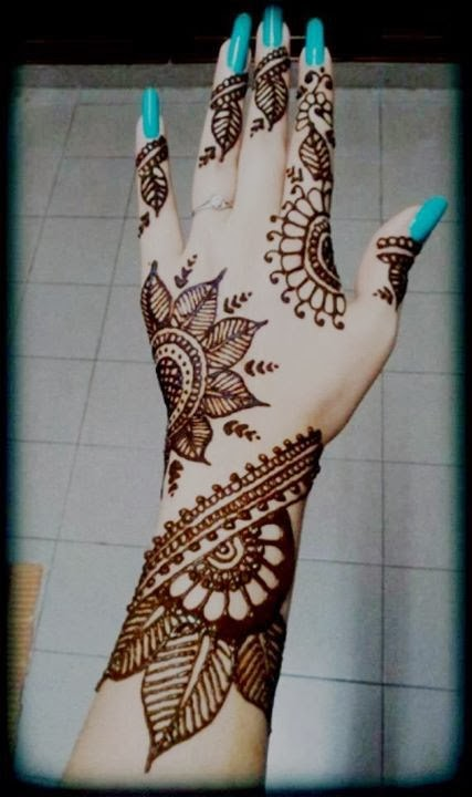 Mehndi For Gents : Amazing mehndi designs gents makedes