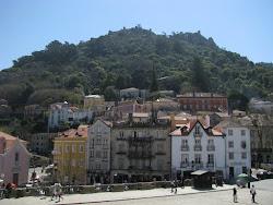 Het oude centrum van Sintra