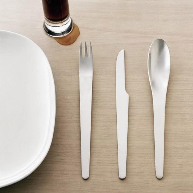15 modern and unique cutlery designs part 3 - Arne jacobsen flatware ...