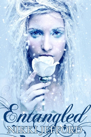 Entangled - Nikki Jefford book cover