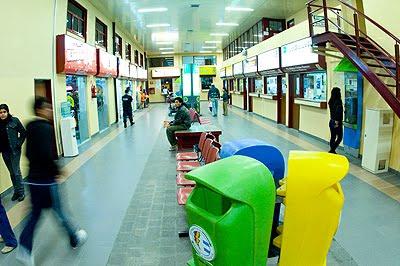 Terminal de omnibus de Puerto Madryn