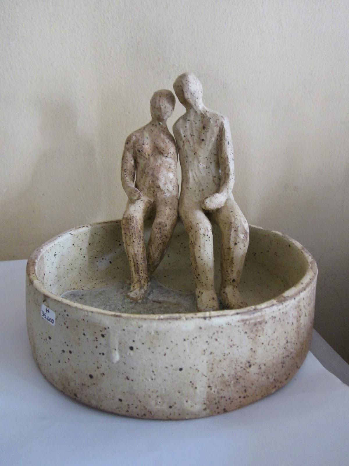 Fuente Pareja Ceramica Gres Santiago Chile