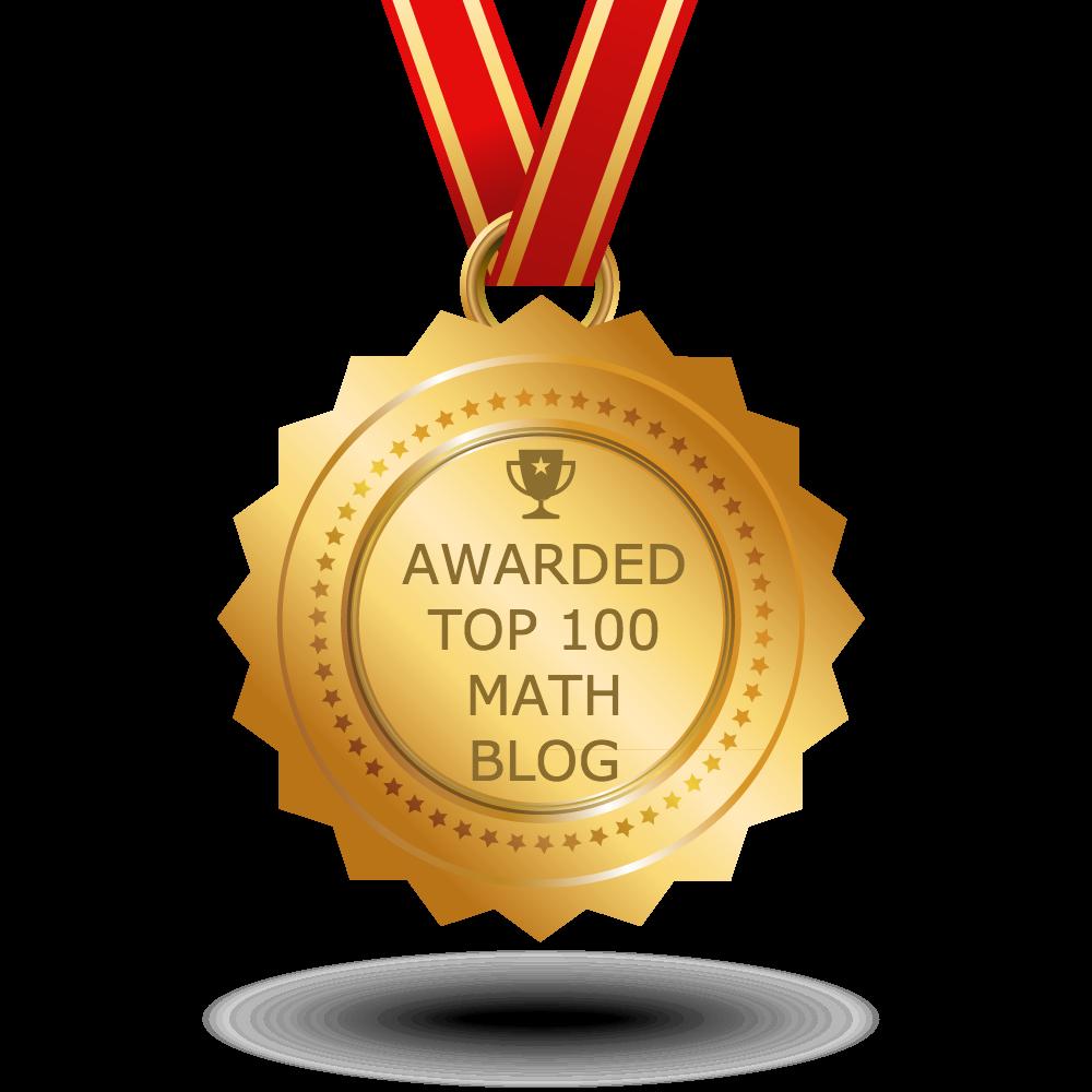100 Math Blogs