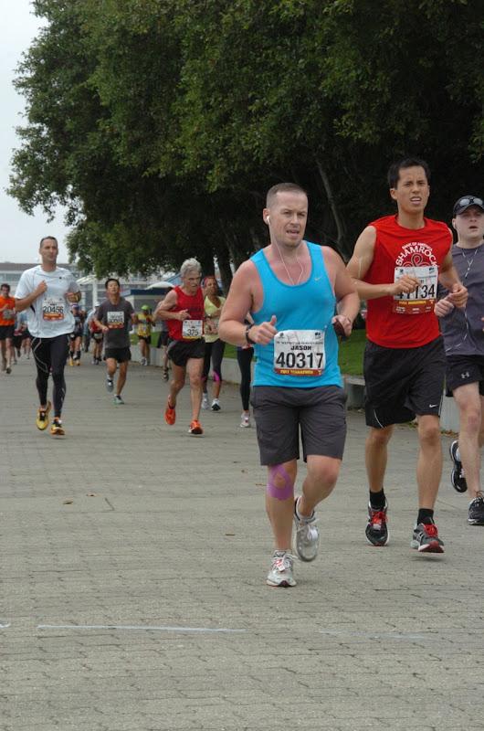 San Francisco Marathon 2012