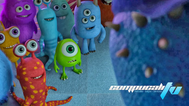 Monsters University 1080p HD