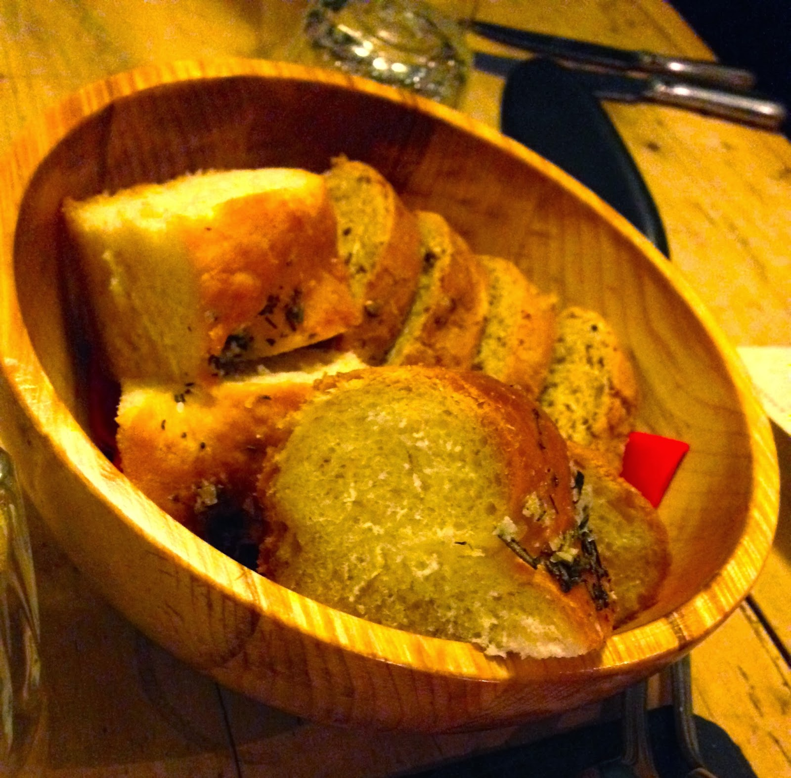 Bread at Y Polyn