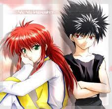 Kurama y Jie *_*