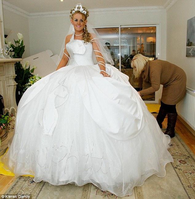 Big fat gypsy wedding naked think