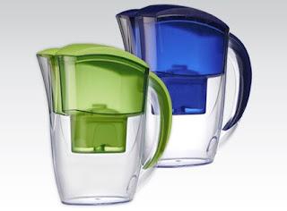 Dzbanek do filtrowania wody z Biedronki