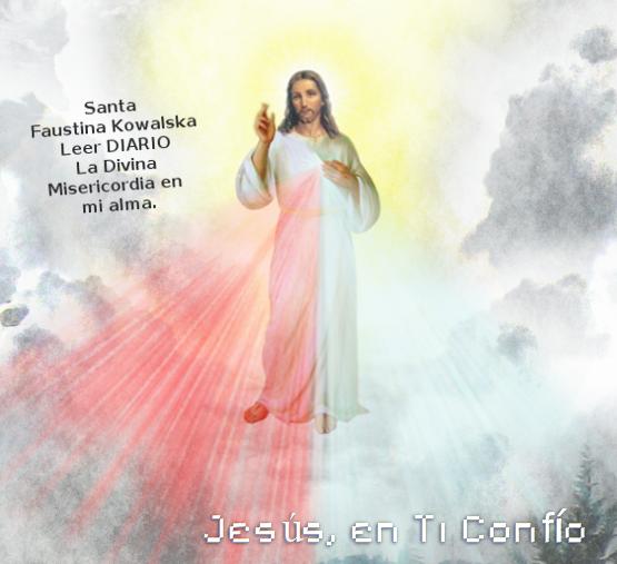 divina misericordia de jesus dios y hombre verdadero