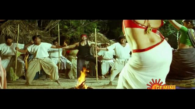 nayanthara hot scene